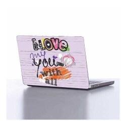Laptop Sticker - Laptop Sticker LE050