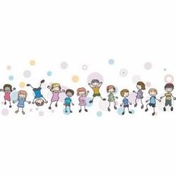 Mykağıtcım Çocuk Bordur 5 mt - my çocuk bordur 198