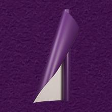 Unifol Plotter Serisi Mat - Unifol Yapışkanlı Folyo Mat 3743 Violet