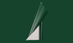 Unifol Plotter Serisi Mat - Unifol Yapışkanlı Folyo Mat 3757 Koyu Yeşil