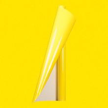 Unifol Plotter Serisi Parlak - Unifol Yapışkanlı Folyo Parlak 3724 Sarı