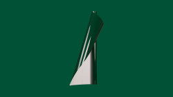 Unifol Plotter Serisi Parlak - Unifol Yapışkanlı Folyo Parlak 3756 Koyu Yeşil