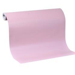 Mykağıtcım Düz Renk Folyolar - Yapışkanlı Folyo Açık Pembe