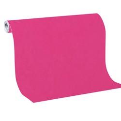 Mykağıtcım Düz Renk Folyolar - Yapışkanlı Folyo Koyu Pembe 45 cm x 1 mt