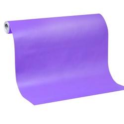 Mykağıtcım Düz Renk Folyolar - Yapışkanlı Folyo Mor 45 cm x 1 mt