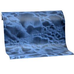 Mykağıtcım Mermer Desen Folyolar - Yapışkanlı Folyo 5208-2 45 cm x 1 mt