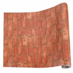 Mykağıtcım Taş Desen Folyo - Yapışkanlı Folyo 5282-2 45 cm x 1 mt