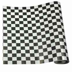 Mykağıtcım Desenli Folyo - Yapışkanlı Folyo 5590 Siyah Beyaz