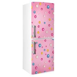Buzdolabı Kaplama Folyo - Yapışkanlı Folyo Buzdolabı Kaplama Tasarım 0003