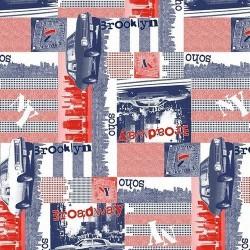 D-C-Fix Designfolie - Yapışkanlı Folyo D-C-Fix 200-3181 Broadway