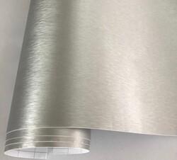 D-C-Fix Metalik Folyo - Yapışkanlı Folyo D-C-Fix 202-1203 Platino Silber İnoks Açık Gri