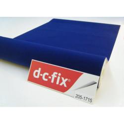 D-C-Fix Kadife Folyo - Yapışkanlı Folyo D-C-Fix 205-1715 Kadife Lacivert