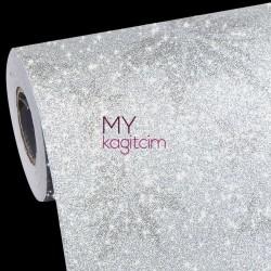 Mykağıtcım Simli Folyolar - Yapışkanlı Folyo G1012