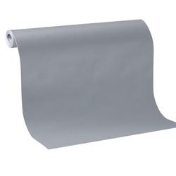 Mykağıtcım Düz Renk Folyolar - Yapışkanlı Folyo Gri 45 cm x 1 mt