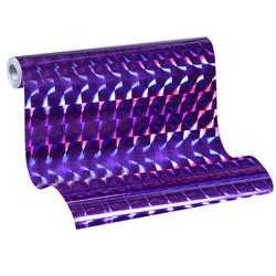 Mykağıtcım Hologram Folyolar - Yapışkanlı Folyo GZH-009 45 cm x 1 mt