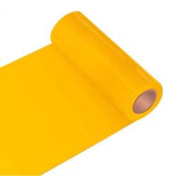 Oracal Kesim Folyosu - Yapışkanlı Folyo Oracal 020 Altın Sarı