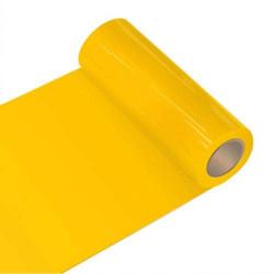 Oracal Kesim Folyosu - Yapışkanlı Folyo Oracal 022 Açık Sarı