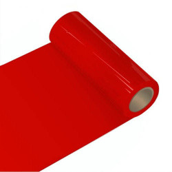 Oracal Kesim Folyosu - Yapışkanlı Folyo Oracal 032 Açık Kırmızı