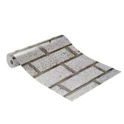 Mykağıtcım Taş Desen Folyo - Yapışkanlı Folyo Taş 1012