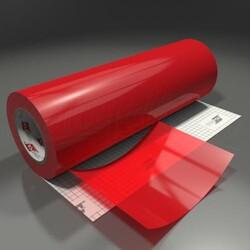 Oracal Transparan - Yapışkanlı Folyo Transparan 032 Açık Kırmızı
