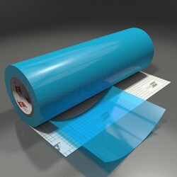 Oracal Transparan - Yapışkanlı Folyo Transparan 052 Azur Mavi