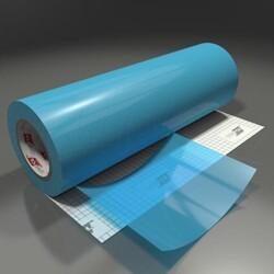 Oracal Transparan - Yapışkanlı Folyo Transparan 096 Çelik Mavi