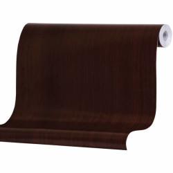Mykağıtcım Ahşap Desen Folyolar - Yapışkanlı Folyo 5082-2 koyu kahve 45 cm x 1 mt