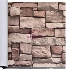 Wall212 3D Single 5 m2 - Yerli Duvar Kağıdı 3D Single 2004
