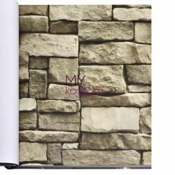 Wall212 3D Single 5 m2 - Yerli Duvar Kağıdı 3D Single 2005