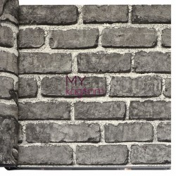 Wall212 3D Single 5 m2 - Yerli Duvar Kağıdı 3D Single 2007