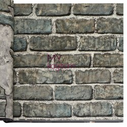 Wall212 3D Single 5 m2 - Yerli Duvar Kağıdı 3D Single 2008