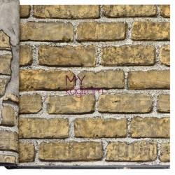Wall212 3D Single 5 m2 - Yerli Duvar Kağıdı 3D Single 2009