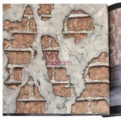 Wall212 3D Single 5 m2 - Yerli Duvar Kağıdı 3D Single 2011