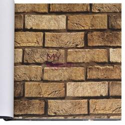 Wall212 3D Single 5 m2 - Yerli Duvar Kağıdı 3D Single 2018