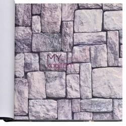 Wall212 3D Single 5 m2 - Yerli Duvar Kağıdı 3D Single 2035