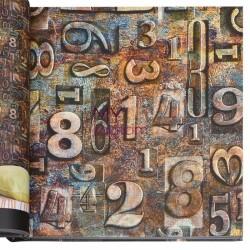 Wall212 3D Single - Yerli Duvar Kağıdı 3D Single 2052