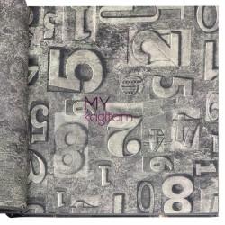 Wall212 3D Single 5 m2 - Yerli Duvar Kağıdı 3D Single 2055