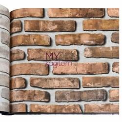 Decowall Armada Deco Stone 16,5 m2 - Yerli Duvar Kağıdı Deco Stone 9006-02