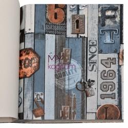 Dekor Newart 2018 - Yerli Duvar Kağıdı Dekor Newart 1049B