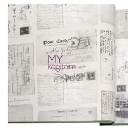 Duka Freedom 16,5 m2 - Yerli Duvar Kağıdı Freedom 14252-3