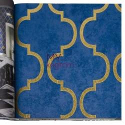 Adawall İndigo 10 m2 - Yerli Duvar Kağıdı İndigo 4703-6
