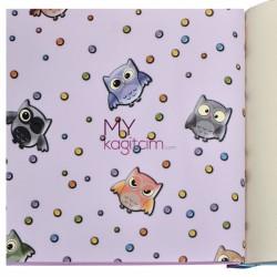 Duka Kids Collection 16,5 m2 - Yerli Duvar Kağıdı Kids Collection 15181-3