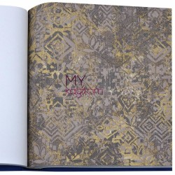 Som Mira 10 m2 - Yerli Duvar Kağıdı Mira 43417-3