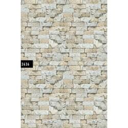 Wall212 Natural 5 m2 - Yerli Duvar Kağıdı Natural 2636