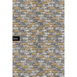 Wall212 Natural 5 m2 - Yerli Duvar Kağıdı Natural 2666