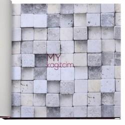 Gmz Elemental 16m2 - Yerli Vinil Duvar Kağıdı Elemental 42002-4