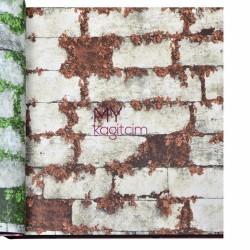 Gmz Elemental 16m2 - Yerli Vinil Duvar Kağıdı Elemental 42005-2