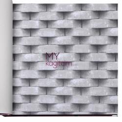 Gmz Elemental 16,5 m2 - Yerli Vinil Duvar Kağıdı Elemental 42014-5