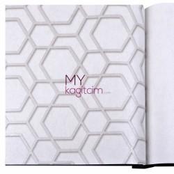 Duka Trend 16,5 m2 - Yerli Vinil Duvar Kağıdı Trend 18184-1