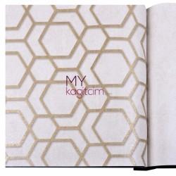 Duka Trend 16,5 m2 - Yerli Vinil Duvar Kağıdı Trend 18184-3